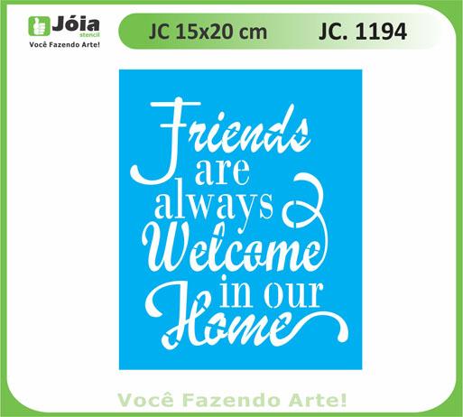 stencil JC 1194