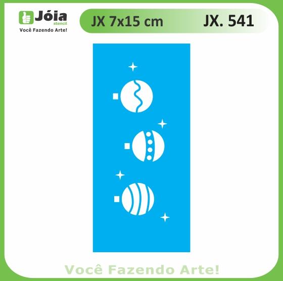 Stencil JX 541