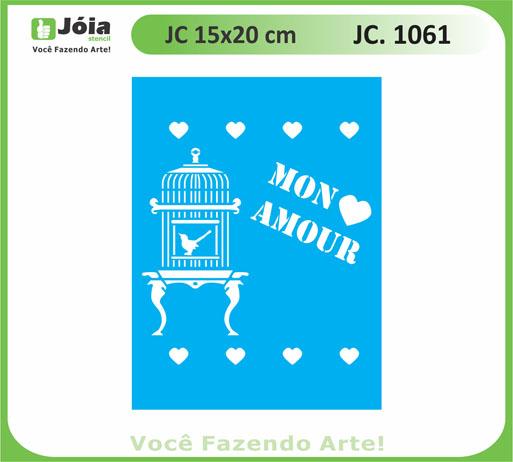 stencil JC 1061