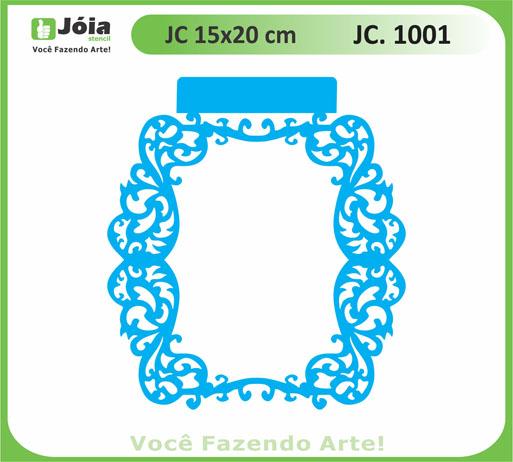 stencil JC 1001