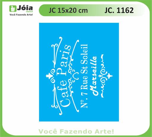 stencil JC 1162