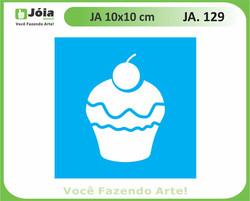 stencil JA 129