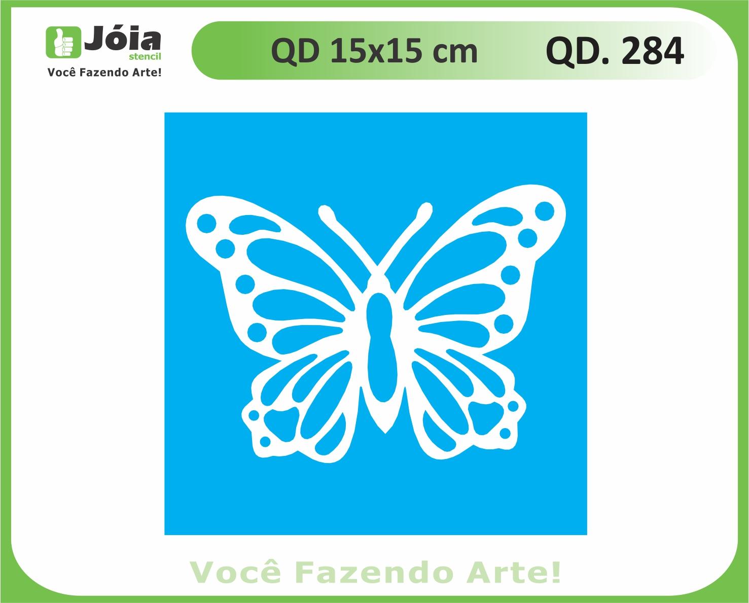 stencil QD 284