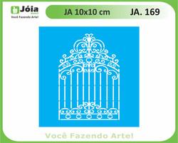 stencil JA 169