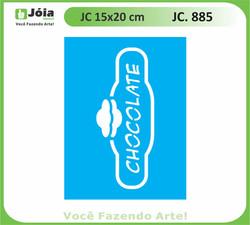 stencil JC 885