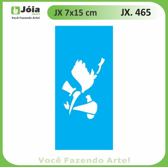 Stencil JX 465