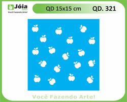stencil QD 321