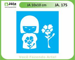 stencil JA 175