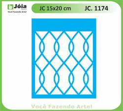 stencil JC 1174