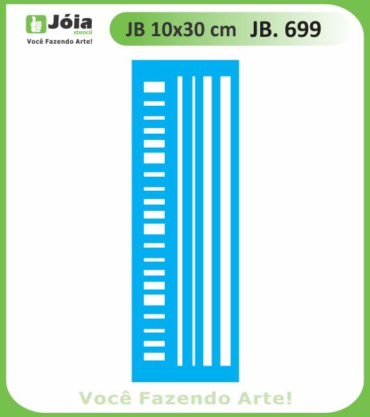 Stencil JB 699
