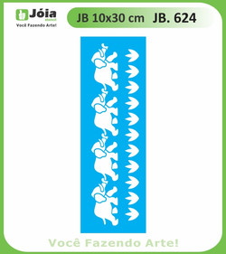 Stencil JB 624