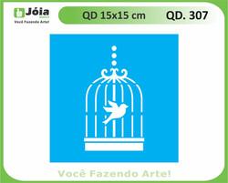 stencil QD 307