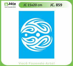 stencil JC 859