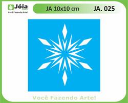 stencil JA 025