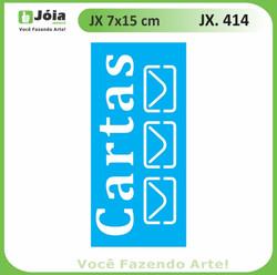 Stencil JX 414