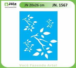 Stencil JN 1567