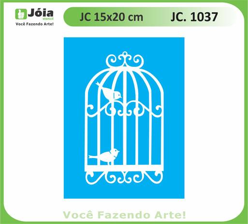 stencil JC 1037
