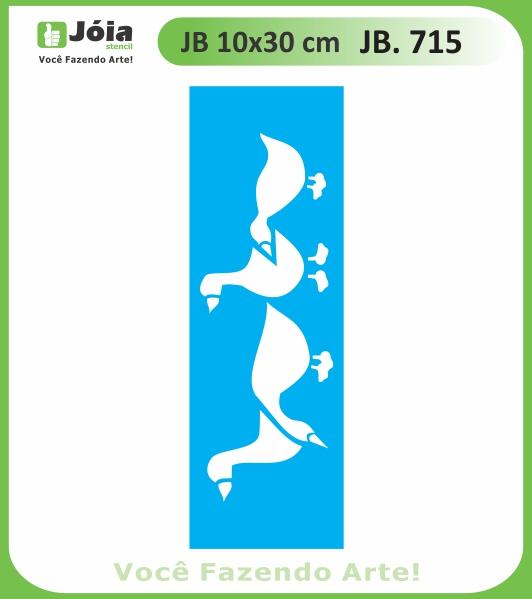 Stencil JB 715