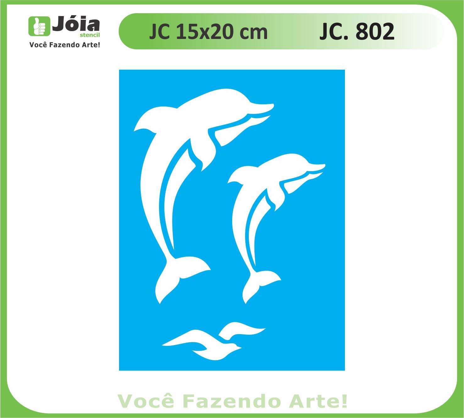 stencil JC 802