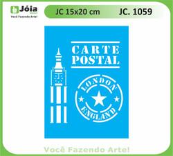 stencil JC 1059