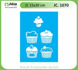 stencil JC 1070