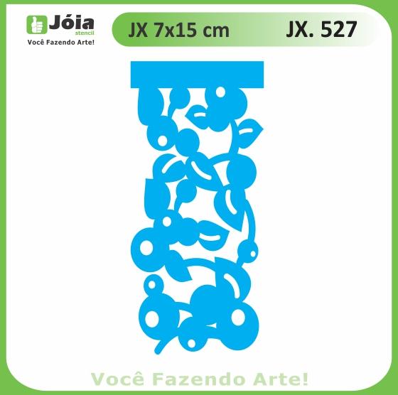 Stencil JX 527