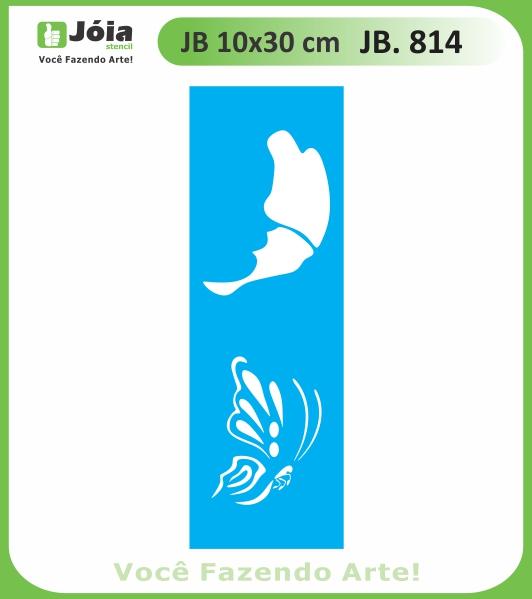 Stencil JB 814