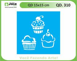 stencil QD 310