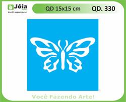 stencil QD 330
