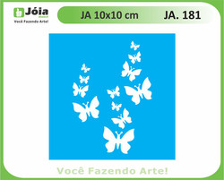 stencil JA 181