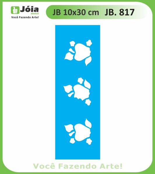 Stencil JB 817