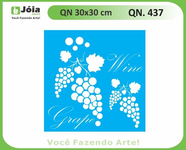 Stencil QN 437