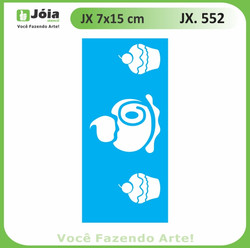 Stencil JX 552