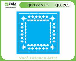 stencil QD 265