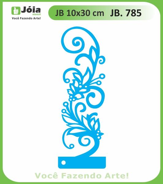 Stencil JB 785