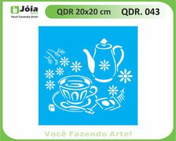 stencil QDR 043