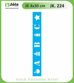 Stencil JK 224