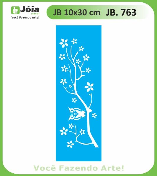 Stencil JB 763