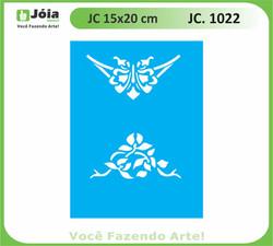 stencil JC 1022