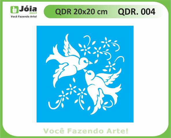 stencil QDR 004