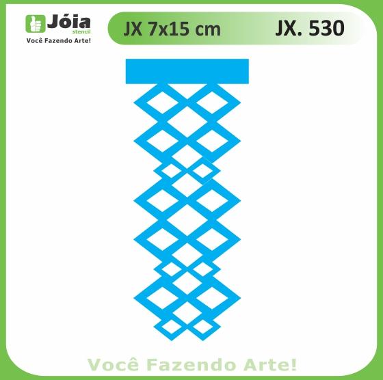 Stencil JX 530