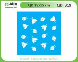 stencil QD 319