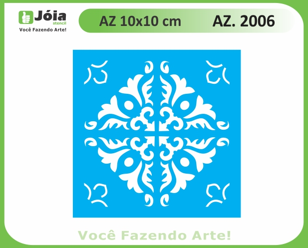 Stencil AZ 2006