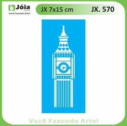 Stencil JX 570