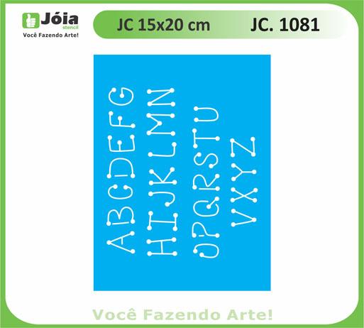 stencil JC 1081