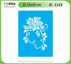 stencil JC 1122