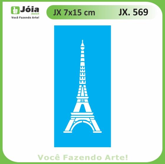 Stencil JX 569
