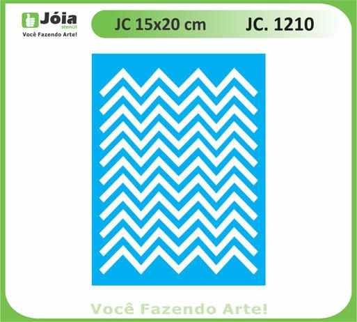 stencil JC 1210