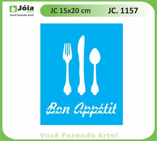 stencil JC 1157