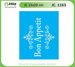 stencil JC 1163